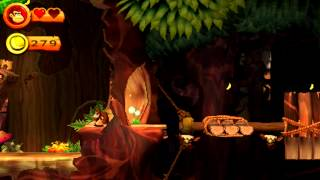 "Donkey Kong Country Returns (3D) - Part 40: ""Flip Flop!"""