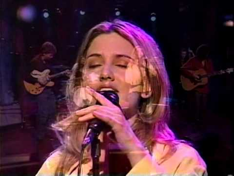 Once Blue on Conan O'Brien 1996