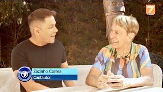 Carrapicho zezinho corrêa  Na televisão espanhola  WeekendTv 7Televalencia