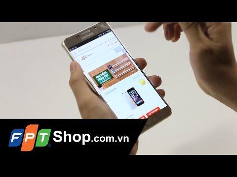 FPT Shop - Đập hộp - Samsung Galaxy Note 5