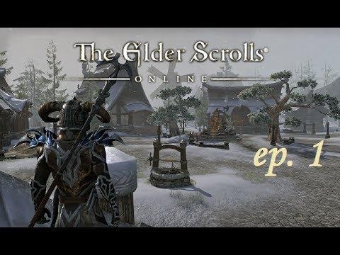 The Elder Scrolls Online: Cadwell's Silver (Episode 1) Ebonheart Pact