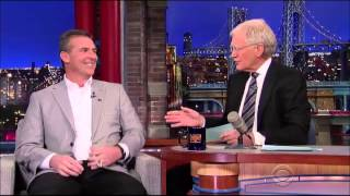 Urban Meyer Appears on the David Letterman Show - Jan. 16, 2015
