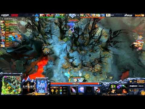 C9 vs HGT - DAC 2015 - LB - QF - G2