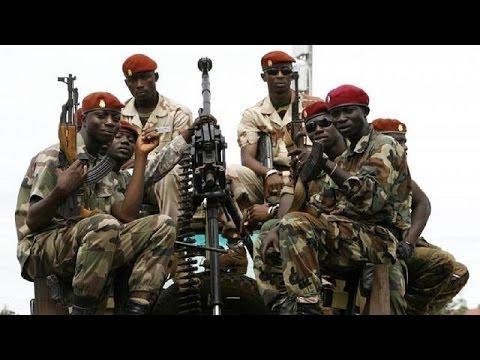 Guinée : violences dans la ville de Mali (nord du pays)