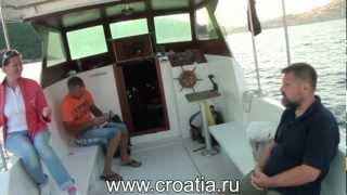 Ловля кальмара в Дубровнике (Хорватия)(, 2012-10-02T15:48:28.000Z)