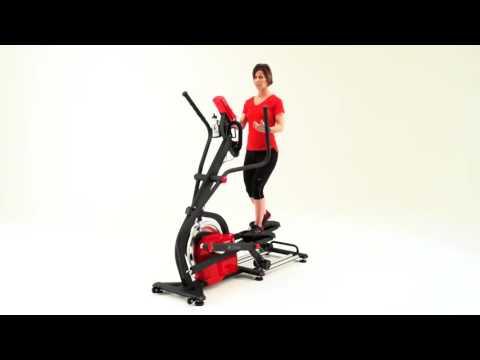 Spirit Fitness EGlide - Full Body Elliptical Workout