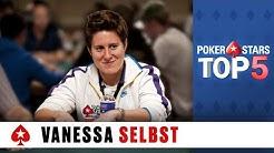 Top 5 Poker Moments - Vanessa Selbst | PokerStars