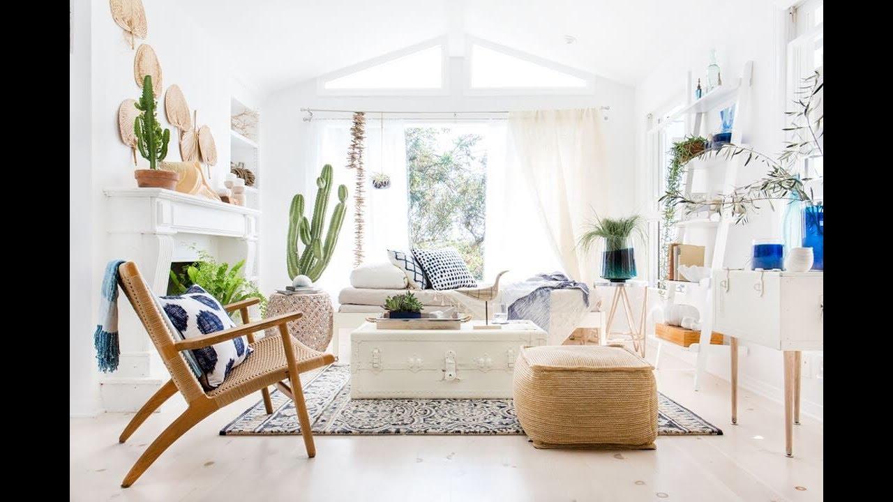 Most Inspiring Bohemian Living Room Ideas