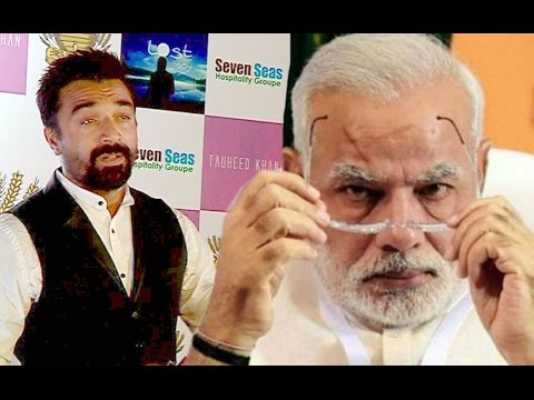 Ajaz Khan Interview On Narendra Modi, Cow Leather Belts & Hindu Muslims In India
