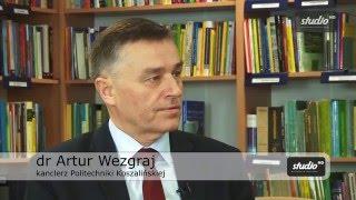 Dr Artur Wezgraj o Wydziale Przemysłu Drzewnego (Politechnika Koszalińska)