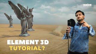 Element 3D | Vfx Tutorial Comi…
