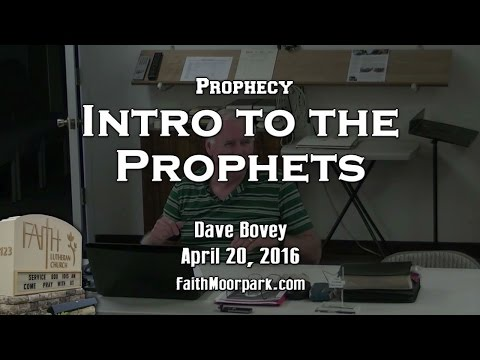Prophecy - Intro