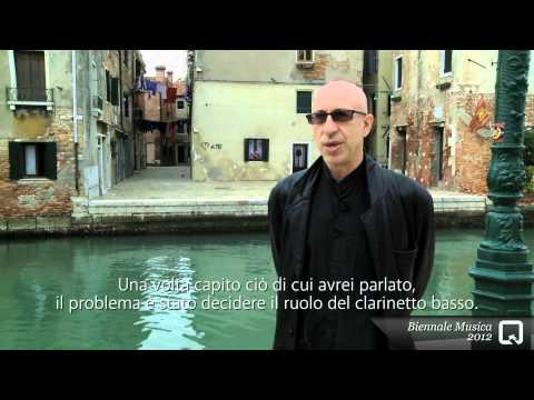 Biennale Musica 2012 - Elliott Sharp