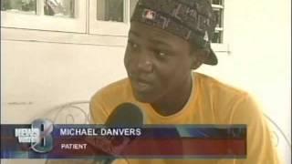 Michael Danvers appendix surgery recovery patient inspire Jamaica (pt2)
