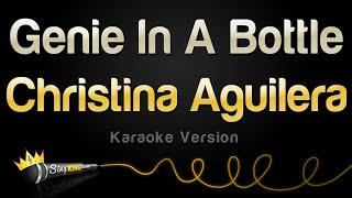 Christina Aguilera - Genie In A Bottle (Karaoke Version)