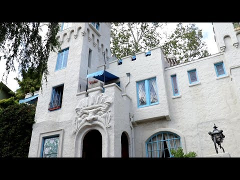 #310 INSIDE Clark Gable's WEIRDEST House in the Canyon / Praed Street Irregulars (6/12/17)