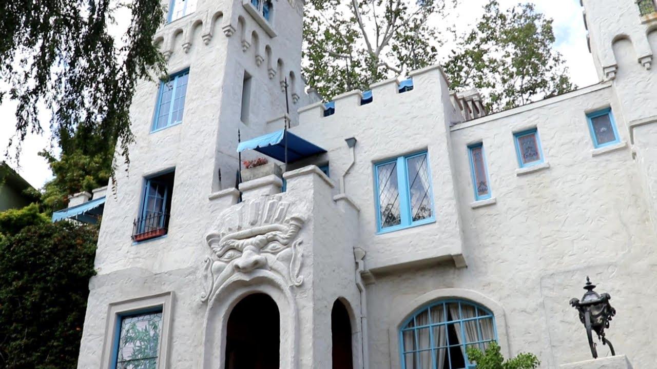 310 Full Tour INSIDE Clark Gable WEIRDEST House! / Praed Street ...
