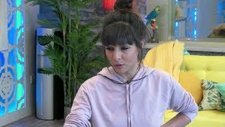 Roxanne Pallett punched by Ryan Thomas Full Story Celebrity Big Brother 2018