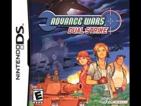 Advance Wars Dual Strike HD Español - Toda la Historia