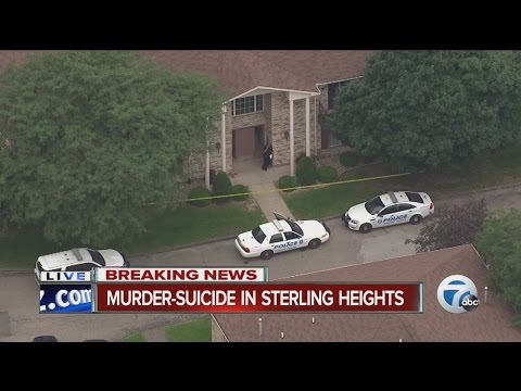 Murder-suicide in Sterling Heights