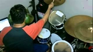 Repeat youtube video Pilosopo by Loonie feat  Sumgglaz Drum Cover by Erwin Managay