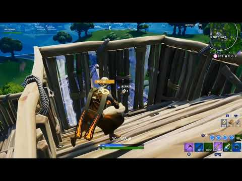 Lil Mosey Noticed   fortnite first day on claw. Almost won!