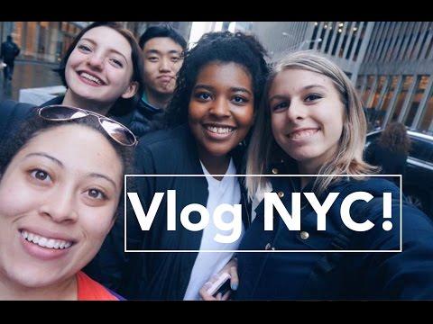 An Italian in New York Vlog English subtitles