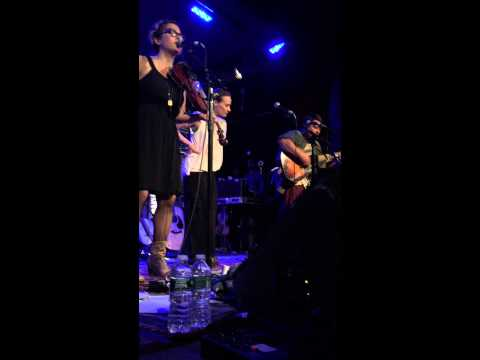 City winery NYC July 30th 2015 hop high Watkins family hour Fiona Apple