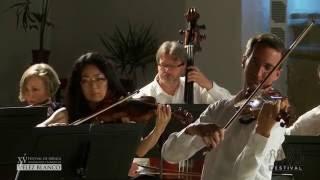 Festival Vélez Blanco 2016.Orquesta Ciudad Granada.Haydn.Concierto violín 2. Allegro moderato
