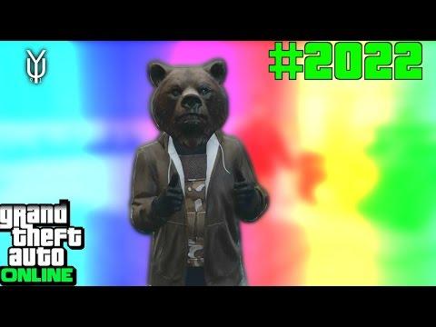 GTA 5 ONLINE Er ist wieder da! Unser Bär #2022 Let`s Play GTA V Online PS4 2K