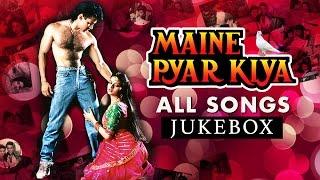 maine pyar kiya jukebox hd salman khan best hindi songs collection full video songs jukebox