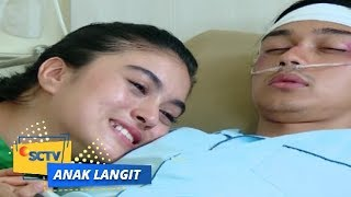 Highlight Anak Langit: TERHARU! Tari Berikan Semangat Agar Andra Lekas Sadar | Episode 586