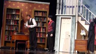 April 2015. Voorhees HS. Mary Poppins. A Man Has Dreams.