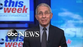 Can't see a sudden 'relaxation' of COVID restrictions by Christmas: Fauci
