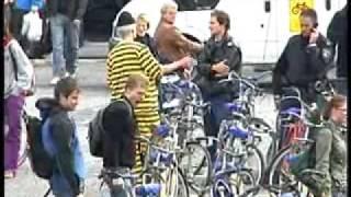 Grote anti-fietsen diefstal actie van start.