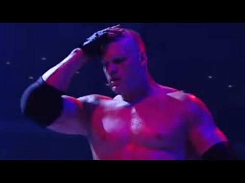 The Undertaker plays mind games with Kane: Raw, March 8, 2004