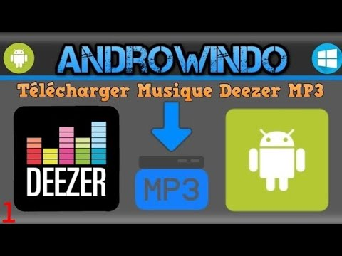 t l charger musique deezer en mp3 sur android youtube. Black Bedroom Furniture Sets. Home Design Ideas