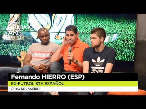 Fernando Hierro - Posto Adidas @ Flamengo