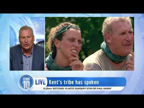 Kent Eliminated From Australian Survivor 2017 | Studio 10