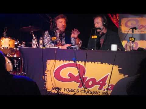 Simon Kirke (Bad Company) Interviewed by Ken Dashow (Q104.3) about George Harrison