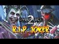 R.I.P. JOKER - WEEK OF! Scarecrow Online Ranked: INJUSTICE 2