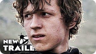 PILGRIMAGE Trailer 2 (2017) Tom Holland, Jon Bernthal Movie