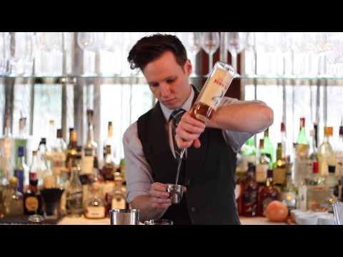 Tom Hogan (Bernard's Bar) - The Foreigner Cocktail