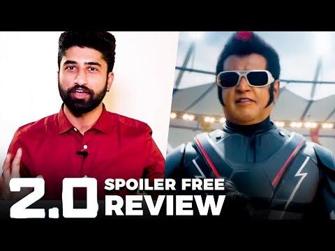 2.0 Review by Behindwoods   Rajinikanth   Shankar   Akshay Kumar