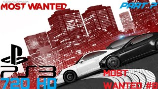 Need for Speed Most Wanted 2012 (PS3) - Part 7 [Most Wanted #8]