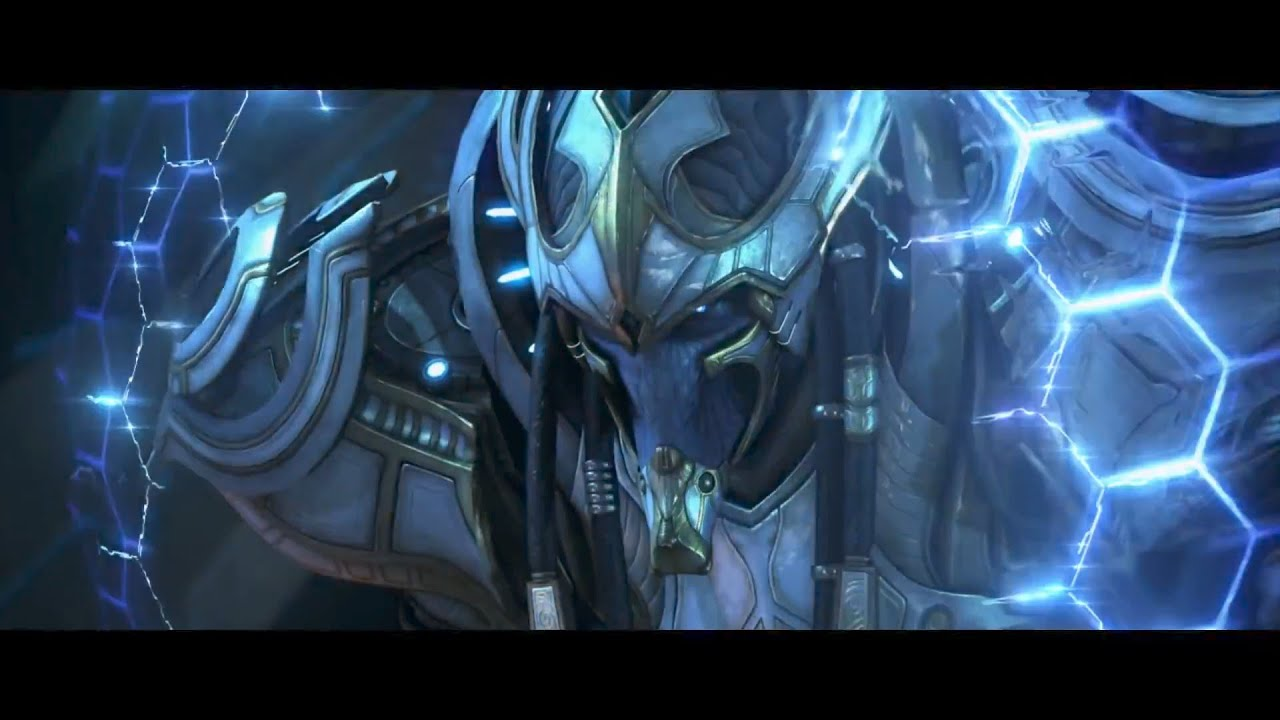 Legacy Of The Void Wallpapers: Starcraft 2: Legacy Of The Void Cinematic Trailer