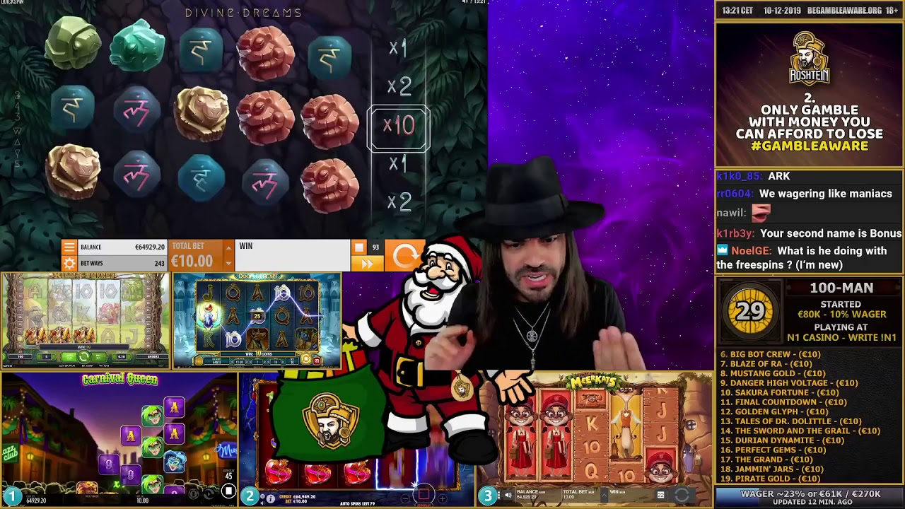 Twitch Slots