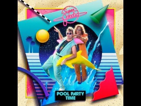 Pool Party Time. The Pinker Tones. Videoclip de la Canción Original de la BSO El Pregón
