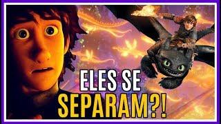 TODOS os SPOILERS de COMO TREINAR SEU DRAGÃO 3! 😱