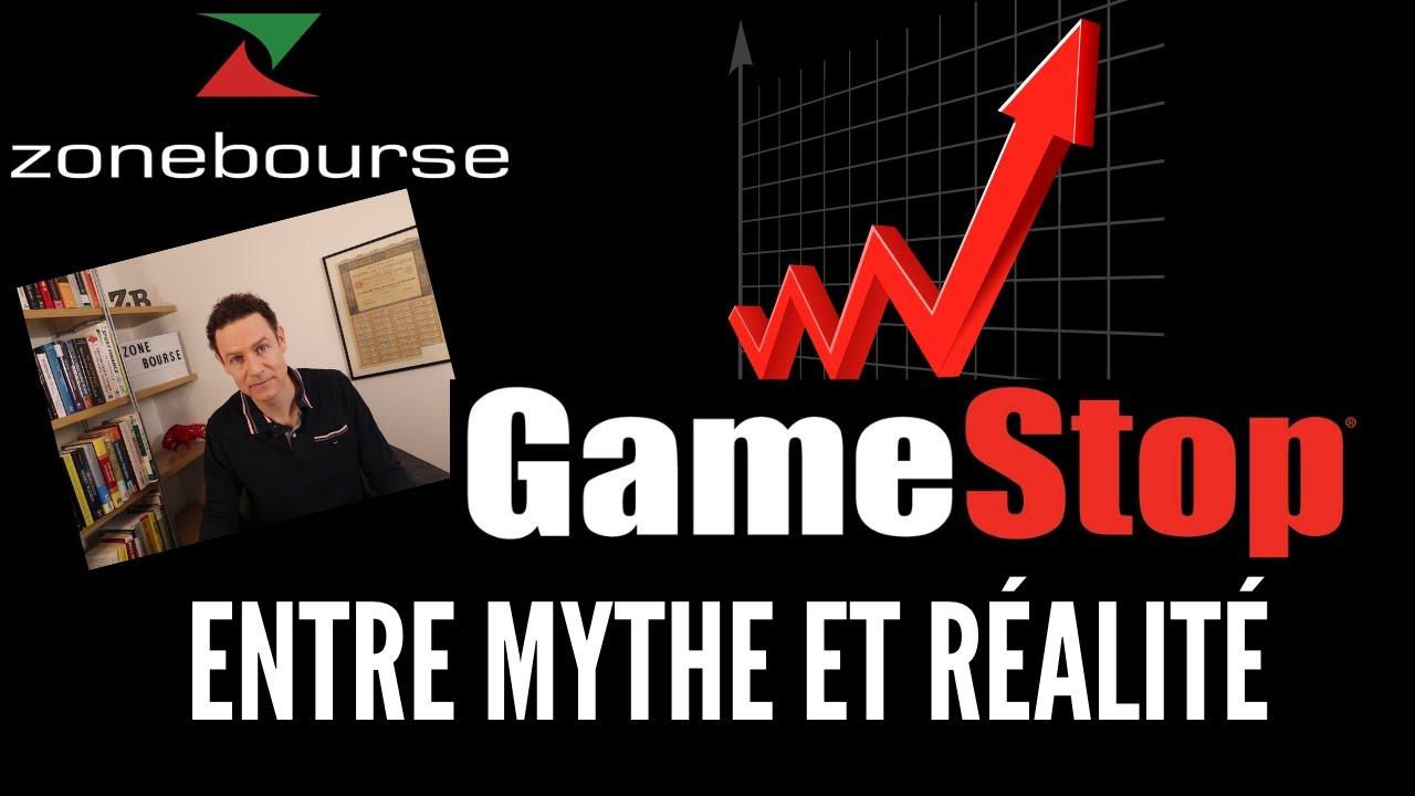 Gamestop: entre mythe et réalité !!!